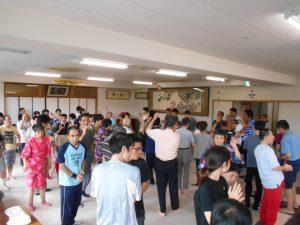 R1夏祭り盆踊り